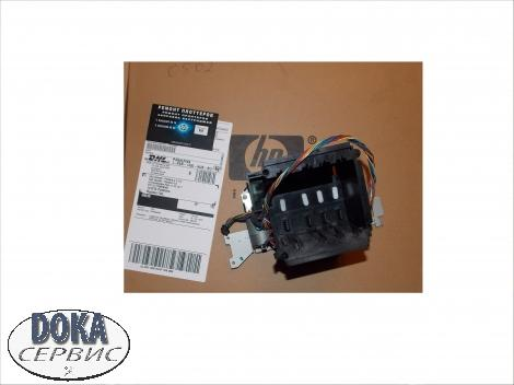 C7796-60029 | C7796-60209 | C8109-67014  Ink Supply Station Assembly Станция подкачки чернил  HP DesignJet  70 |100 |100+ |110 |110+ |110+nr