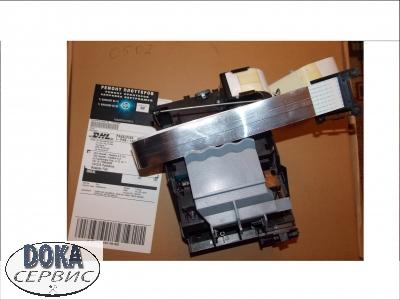 C7791-60142  Carriage Assembly (Includes Trailing Cable) Каретка в сборе HP DesignJet  120|120nr