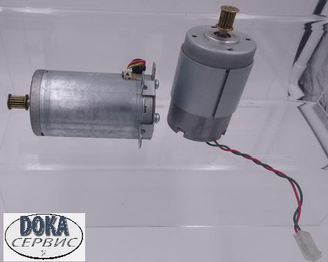 CK837-67015 Scan-Axis Motor HP DesignJet T620|T1120 Мотор привода каретки