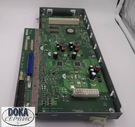 CK839-67001 | CK834-67002 Main PCA with Power Supply Unit (PSU) Assembly HP DesignJet T620|T1120 44 inch Главная плата
